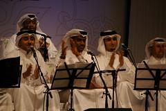 Clapping (yslaise) Tags: music festival bahrain group band bin international mohammed 16th 2007 faris