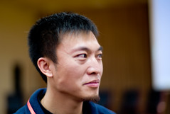 Chinese entrepreneur Isaac Mao