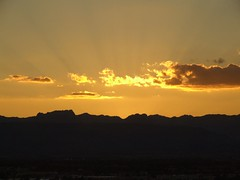 Las Vegas - Mountain Sunset