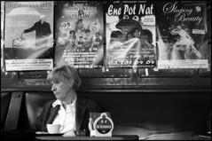 Spoilt for a choice of entertainment (antwerpalan) Tags: blackandwhite black beer portraits aj belgium belgique belgie age antwerp belgica antwerpen cafes amberes anvers googleimages tweeduizend visiongroup antwerpalan alandean photosbyalandean photosbyantwerpalan