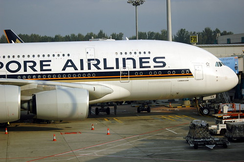 Singapore Airline's A380