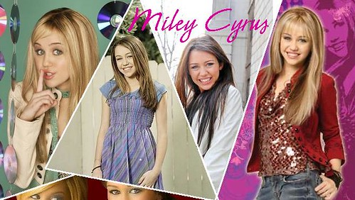 Miley Cyrus, Hannah Montana by Celeste_Savannah.