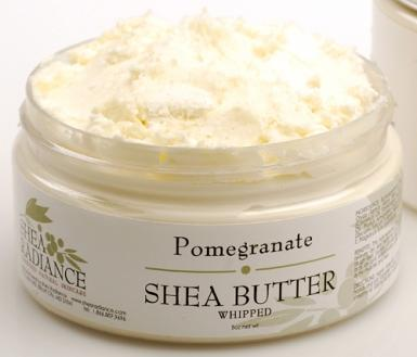 Pomegranate Shea Butter Whipped