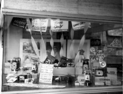 Burkhart Photo Store Window