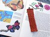 Flowering Vine Bookmark