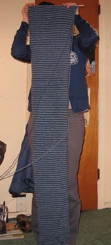 illusion scarf