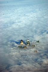 London building tops