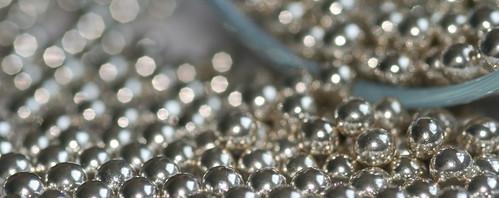 Silver balls 6