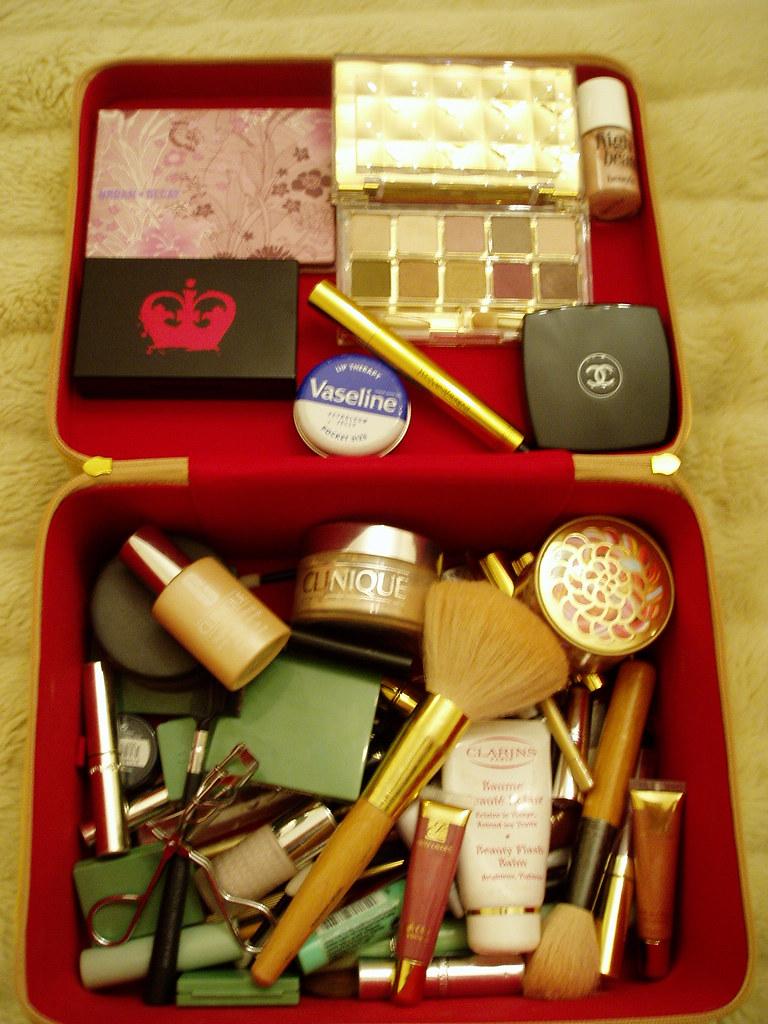 More make-up