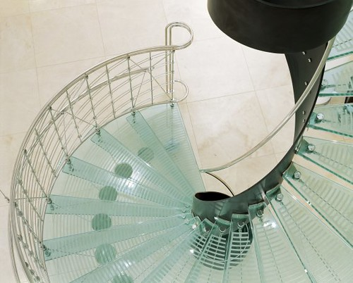 Modern home staircase design