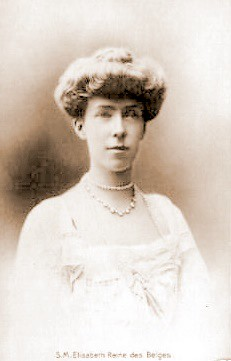 King Albert I (1875-1934) and Queen Elisabeth (1876-1965) 2206145386_330c49d0a5