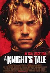 A Knight's Tale Heath Ledger