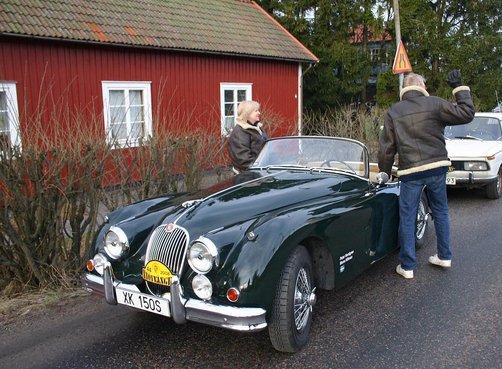 Jaguar XK 150S
