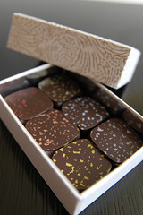 Arc-en-Ciel, Christine Ferber, Salon du Chocolat Tokyo, Shinjuku Isetan