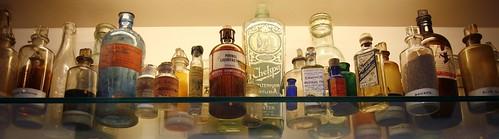 Mysterious Bottles