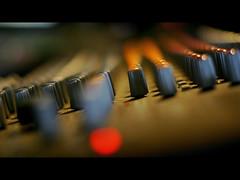 which knob to make me sound like the Chipmunks? (No MSG) Tags: music studio mixer sound knobs recording mylove