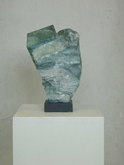 2007 Lapplandgreen 31 cm 4 (sepp pfiffner) Tags: schweiz skulptur chur grind atelier künstler maler marmor calanda pfiffner skulpturen bildhauer langhals trimmis sepppfiffner