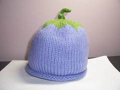 Leaf Top Hat for baby