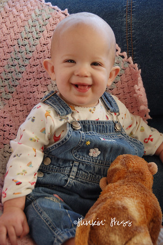 Elizabeth 9 months