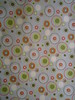 SPOTS AND DOTS! Semi-custom--Medium or Medium Long Modal Dots Fitted Diaper with Flap-style Quick Dr