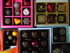 Chocolate boxes