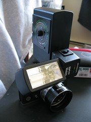 Sunpak 411 flash