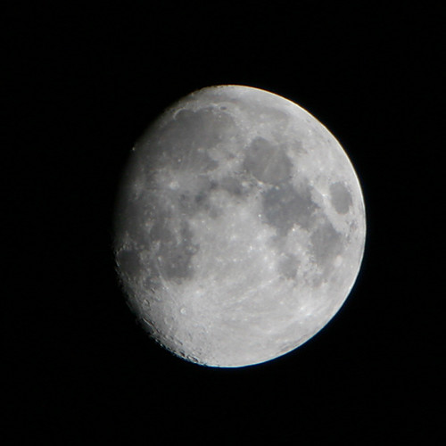 Day 47...2008 .waxing gibbous.