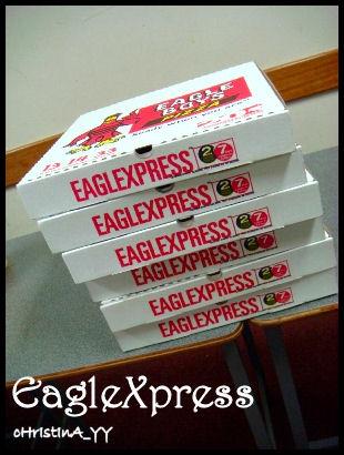 EagleXpress Pizza