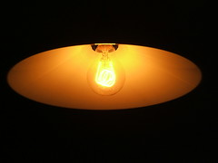 Carbon filament lamp
