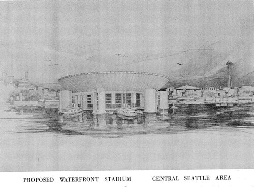 Seattle's Floating Stadium