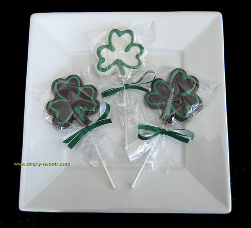 shamrock suckers