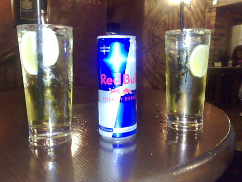 Red Bull & Vodka