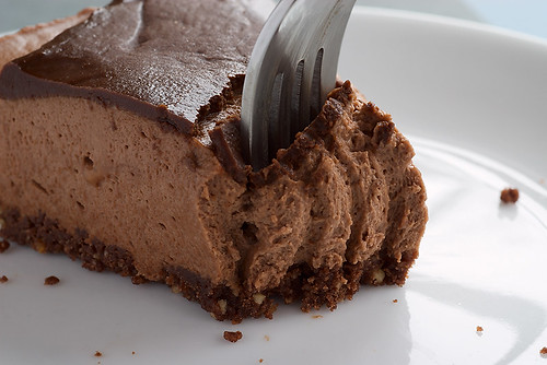 Chocolate-Glazed Hazelnut Mousse Cake | Bake or Break