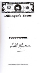 Dillinger : Dillinger's Faces  Dillinger's Faces  Volume 2 of 13 by Todd Moore