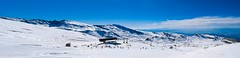 Snow Panorama - Test (FishPie (http://atlastcrew.tumblr.com/)) Tags: snow spain sierranevada the4elements nikond40x