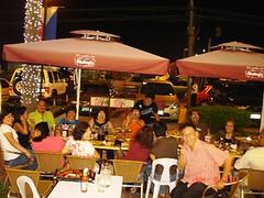 Avenue Square 6-08-07 (UNCBATCH'71) Tags: visit elvira gabitos