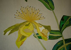 Second flower