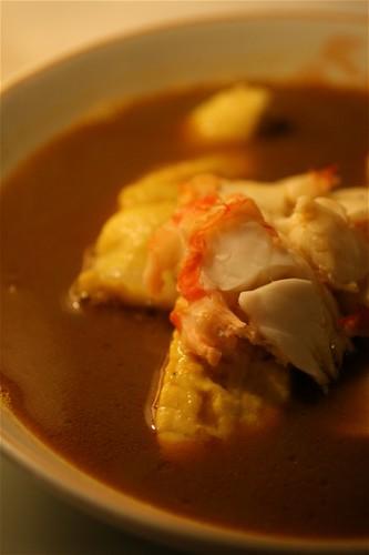 Restaurant de Bacon: Cap d'Antibes
