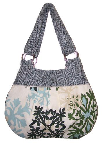 Yoshi blue handbag