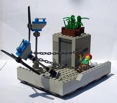 Postapocalyptic Windfarmer