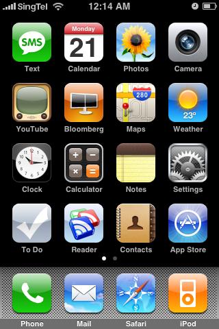 iPhone 2.0