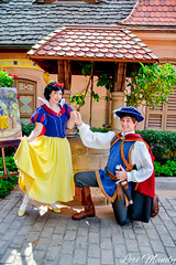 Snow White and The Prince (disneylori) Tags: snowwhite theprince snowprince snowwhiteandthesevendwarfs disneyprincess princess prince disneycharacters facecharacters meetandgreetcharacters characters germany worldshowcase epcot waltdisneyworld disneyworld wdw disney