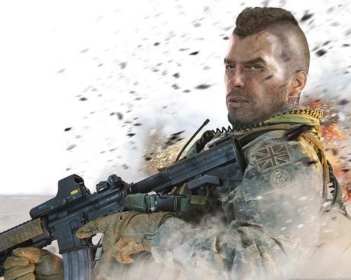 Soap MacTavish (Call of Duty: Modern Warfare 2)