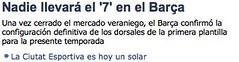 confirmado! (nadie en campaña) Tags: news 7 fcbarcelona nadie
