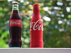 Coke from Atlanta (needlepointernc) Tags: cokebottles