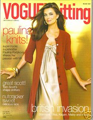 Vogue Knitting Holiday 07