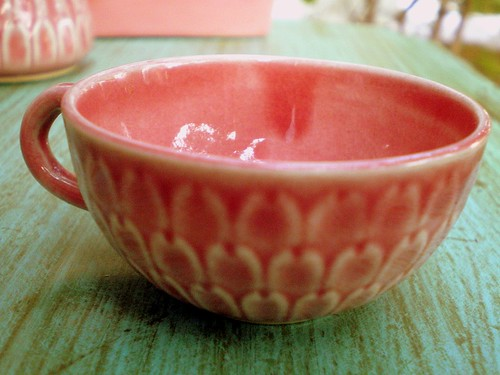 Japanese Demi-tasse or Child's Tea Cup