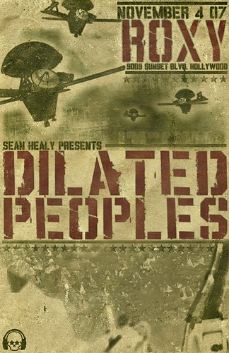 SHP Presents Dilated Peoples November 4, 07