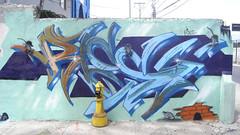 y   Ries n San Ramon? 2o07 (Rie=)) Tags: chile street santiago light art colors wall graffiti stencil arte spray urbanart rie stencilart calles ries estencil stencilstreet tello paintspray chilegraffits riegraffiti riestencil jorgetello