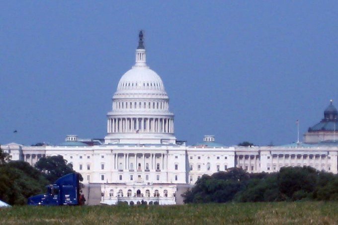 DC Capital Building